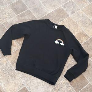 Divided by H&M women's size S crewneck sweatshirt